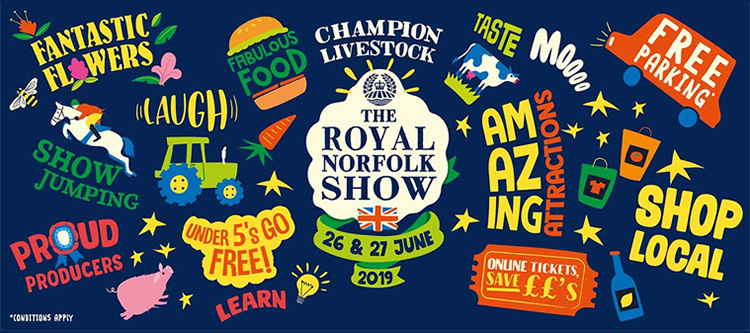 The Royal Norfol Show