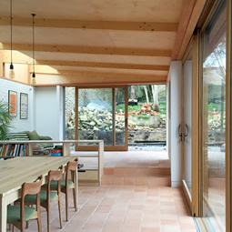 Stylish contemporary Oxford extension
